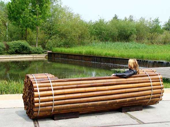 Funky Bamboo Furniture - Zululand