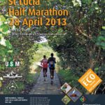 St Lucia Half Marathon 2013